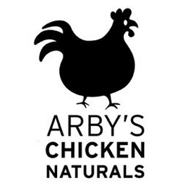 mark for ARBY'S CHICKEN NATURALS, trademark #78808889