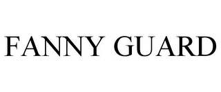 mark for FANNY GUARD, trademark #78809071