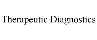 mark for THERAPEUTIC DIAGNOSTICS, trademark #78809592