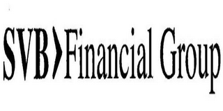 mark for SVB>FINANCIAL GROUP, trademark #78810947