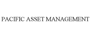 mark for PACIFIC ASSET MANAGEMENT, trademark #78811423