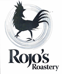 mark for ROJO'S ROASTERY, trademark #78811482