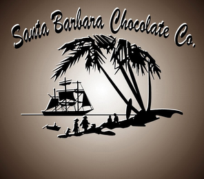 mark for SANTA BARBARA CHOCOLATE CO., trademark #78811641