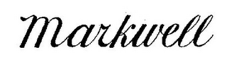 mark for MARKWELL, trademark #78813546