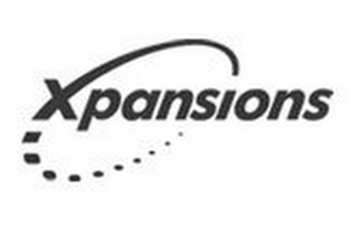mark for XPANSIONS, trademark #78814147