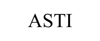 mark for ASTI, trademark #78814734