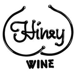 mark for HINEY WINE, trademark #78814808