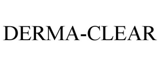 mark for DERMA-CLEAR, trademark #78815193