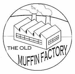 mark for THE OLD MUFFIN FACTORY, trademark #78815859