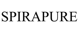 mark for SPIRAPURE, trademark #78815981