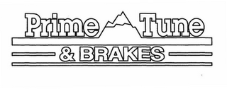 mark for PRIME TUNE & BRAKES, trademark #78817076