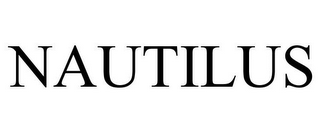 mark for NAUTILUS, trademark #78817733