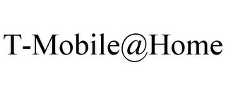 mark for T-MOBILE@HOME, trademark #78817826