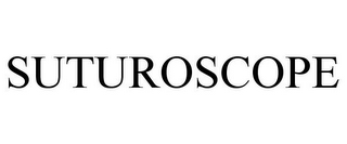mark for SUTUROSCOPE, trademark #78819359