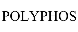 mark for POLYPHOS, trademark #78819500