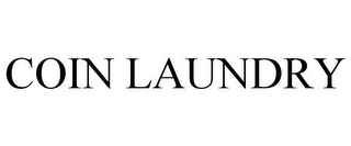 mark for COIN LAUNDRY, trademark #78820135