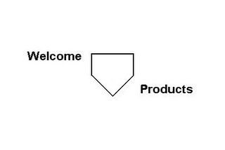 mark for WELCOME, PRODUCTS, trademark #78820208