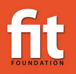 mark for FIT FOUNDATION, trademark #78820826