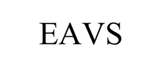 mark for EAVS, trademark #78820926