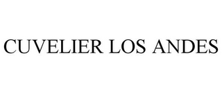 mark for CUVELIER LOS ANDES, trademark #78823194