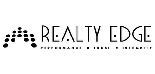 mark for REALTY EDGE PERFORMANCE TRUST INTEGRITY, trademark #78823270