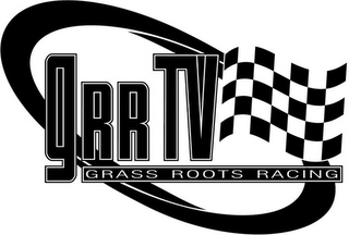 mark for GRR TV GRASS ROOTS RACING, trademark #78823833