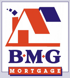 mark for B·M·G MORTGAGE, trademark #78824013