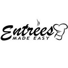mark for ENTREES MADE EASY, trademark #78824606