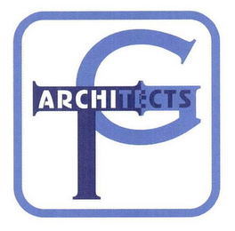 mark for T.G. ARCHITECTS, trademark #78824714
