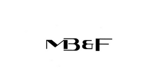 mark for MB & F, trademark #78826321
