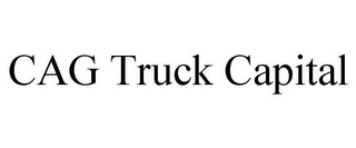 mark for CAG TRUCK CAPITAL, trademark #78826391