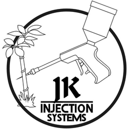 mark for JK INJECTION SYSTEMS, trademark #78827466