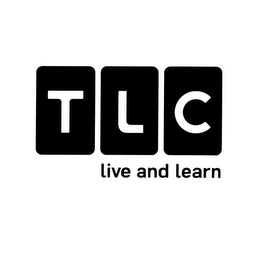 mark for TLC LIVE AND LEARN, trademark #78828493