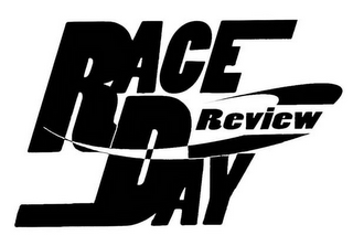 mark for RACE DAY REVIEW, trademark #78828513