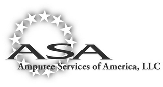 mark for ASA AMPUTEE SERVICES OF AMERICA, LLC, trademark #78828963