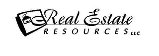 mark for REAL ESTATE RESOURCES LLC, trademark #78829859