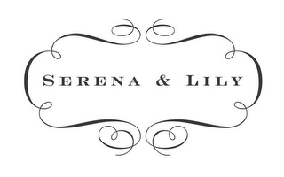 mark for SERENA & LILY, trademark #78831007