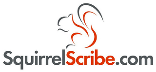 mark for SQUIRRELSCRIBE.COM, trademark #78831106