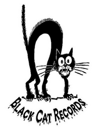 mark for BLACK CAT RECORDS, trademark #78832208
