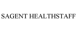 mark for SAGENT HEALTHSTAFF, trademark #78832382