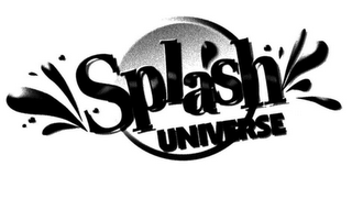 mark for SPLASH UNIVERSE, trademark #78833413