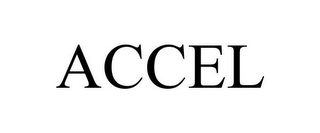 mark for ACCEL, trademark #78834611