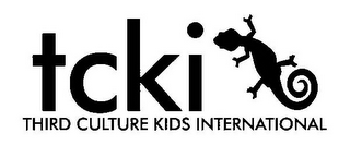 mark for TCKI THIRD CULTURE KIDS INTERNATIONAL, trademark #78835502