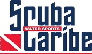 mark for SCUBA CARIBE WATER SPORTS, trademark #78836305