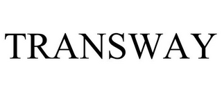 mark for TRANSWAY, trademark #78837914