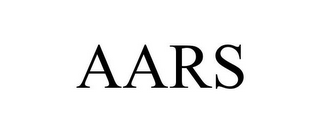 mark for AARS, trademark #78838245
