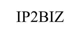 mark for IP2BIZ, trademark #78838532