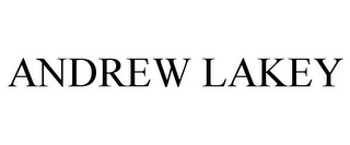 mark for ANDREW LAKEY, trademark #78839950