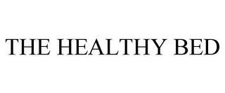 mark for THE HEALTHY BED, trademark #78840141