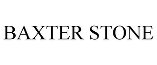 mark for BAXTER STONE, trademark #78841391